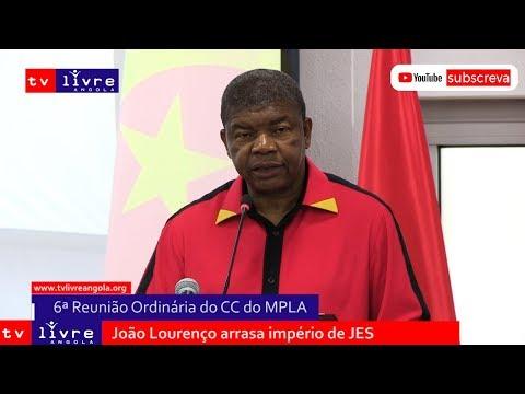 JLO acusa cidadãos que pretendem financiarem instabilidade em Angola