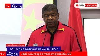 JLO acusa cidadãos que pretendem financiar instabilidade em Angola