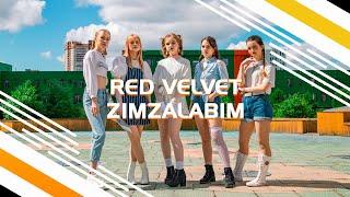[MV] Red Velvet - Zimzalabim dance cover by ICD AG