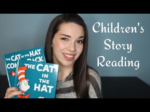 ASMR - Dr. Seuss Reading ⏐ Whispered Storytelling