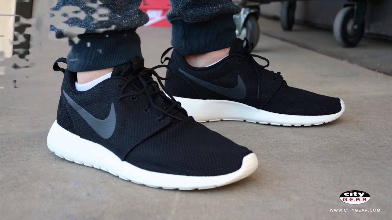 nike roshe one shoe review and on feet review cgkicks. Black Bedroom Furniture Sets. Home Design Ideas