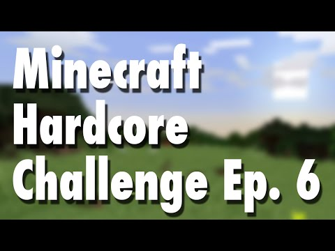 MHC October 2014 | 06 - Another Brick in the Wall | Minecraft Hardcore Challenge with Lyte