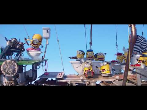 Minions - '99 Bottles Of Beer' Song HD