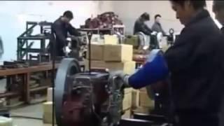 видео Китайские дизельные электростанции | Дизель генераторы из Китая по отличным ценам
