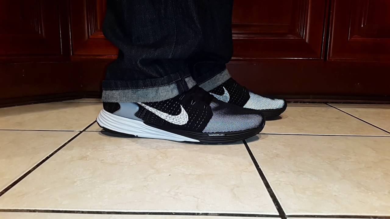 Nike Lunarglide 7 Flash On Feet and 3M Check!! - YouTube 4384a49df0a3