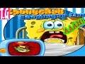 SpongeBob Esophagus Doctor—Spongebob Squarepants Doctor  GAMES FOR KIDS. HD 1080p