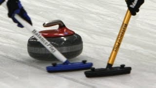 CURLING: CAN-AUT  World Senior Chps 2013 - Final Women