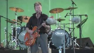 Runaway Boys - The Brian Setzer Orchestra Live in Pori Jazz Festival, Finland, July 18, 2009