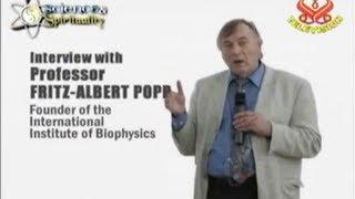 Dr. Fritz-Albert Popp | Biophotons | Institute Biophysics