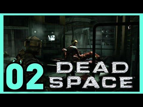Dead Space Walkthrough - Chapter 2: Intensive Care [1080p, 60FPS]