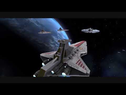 SWGOH: Unlocking General Anakin Skywalker (Part 1 - Ships)