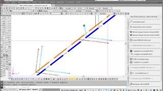 AutoCAD LT Et AutoCAD - VIDEO 3 Réaliser Des Métrés (longueurs) De Réseaux EP EU Par DN