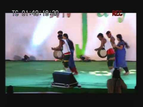 Super Rhythemic Music Video of Tamil folt Parayattam (Thappattam) by Students