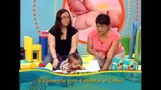 Creciendo Con Tu Bebé: 5 elementos para estimular el gateo