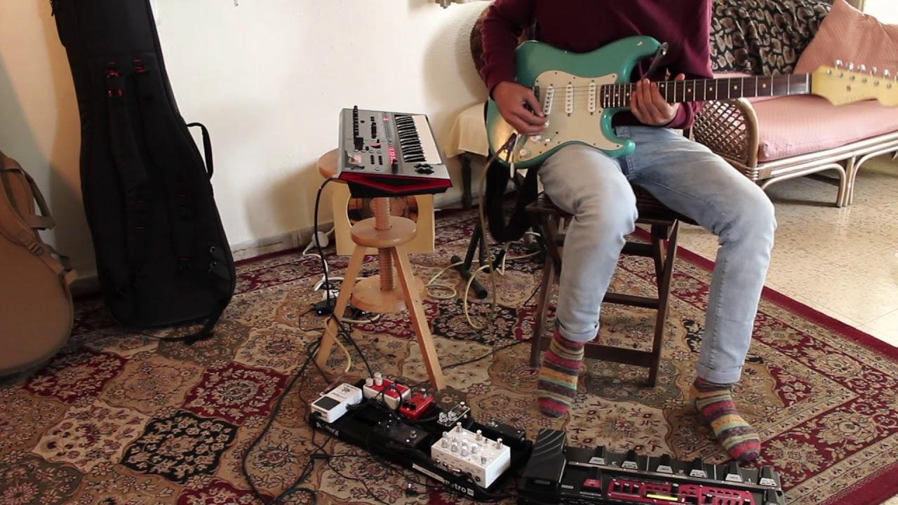 horologe hvetter electric guitar loop youtube. Black Bedroom Furniture Sets. Home Design Ideas