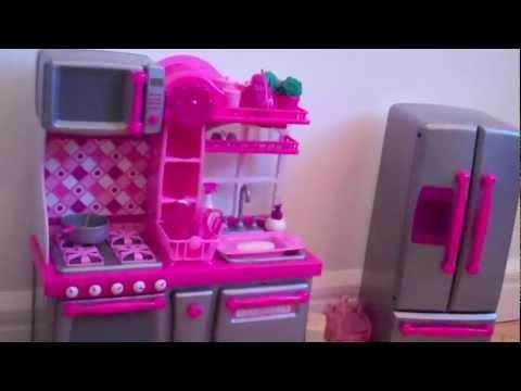 Our Generation Kitchen Set Youtube