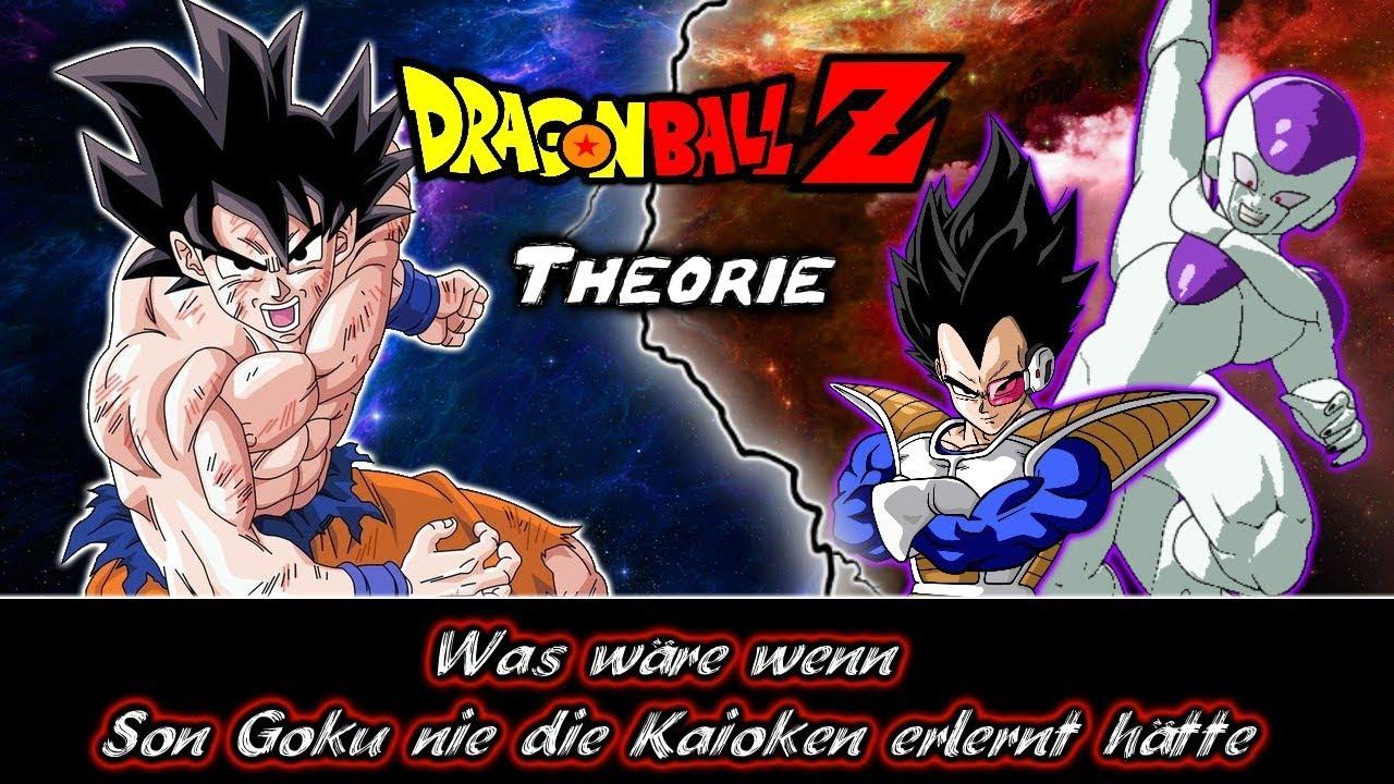 Was Wäre Wenn Son Goku Nie Die Kaioken Erlernt Hätte Dragonball Z