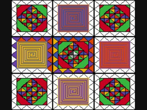 From Calculator to Quilt