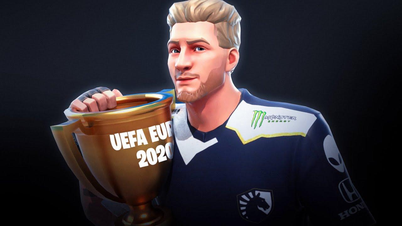 So Habe Ich Im UEFA Cup Gespielt 🏆🔥
