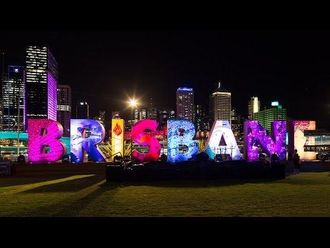 Visit Brisbane City in Queensland, Australia Travel & Tourism Video