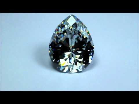 Star of Africa Diamond, Cubic Zirconia look alike
