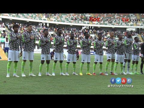 Super Eagles: The Story of Uyo -  Nigeria vs Libya   Oct 2018