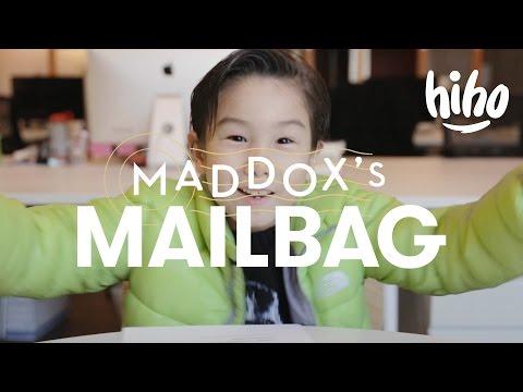 Maddox's Mailbag - Ep 1 | HiHo Kids | Cut