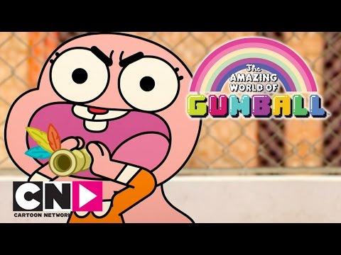 Gumball | Nye venner | Dansk Cartoon Network