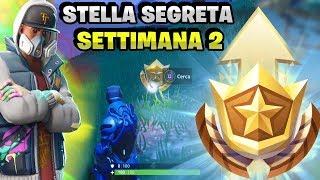 STELLA SEGRETA DELLA SETTIMANA 2 ⭐ Fortnite Battle Royale - Pazzox