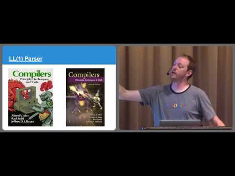 From Source to Code: How CPython's Compiler Works - Brett Cannon