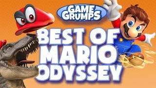 The Best Of Super Mario Odyssey  - Game Grumps Compilations