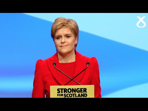 Nicola Sturgeon: Spring Conference 2016
