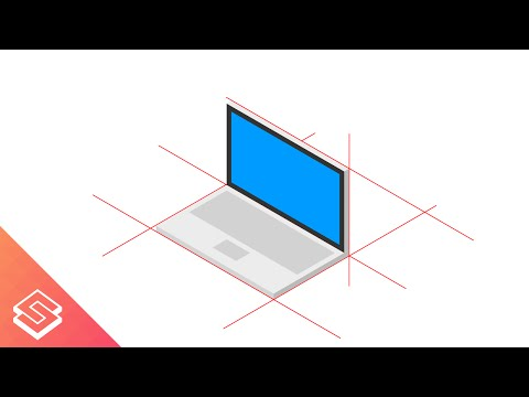 How to create isometric illustrations in the simplest way