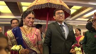 Koli Varaat Bride and Groom Entry | Mohit And Pallavi's Wedding (Part One) 2018