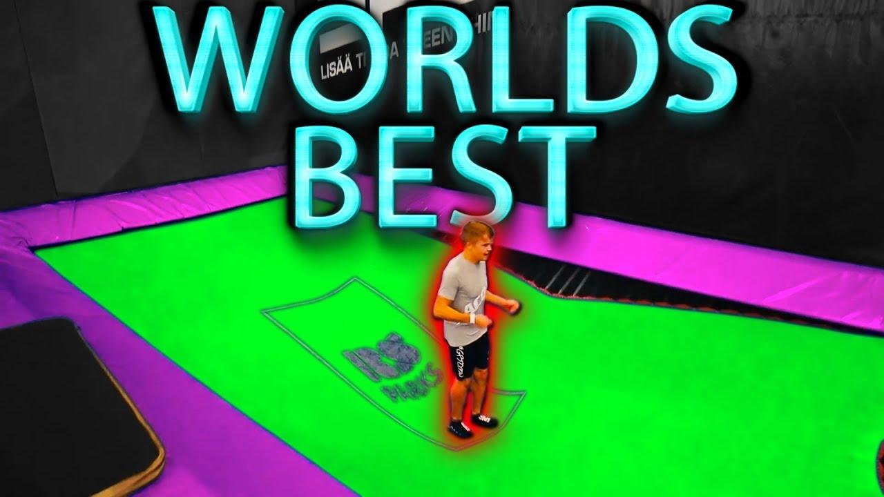 Worlds Best Trampoline Tricks 2019 Youtube