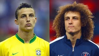 Famous Footballers With And Without Afro Hairstyle