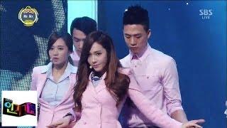 [Girls' Generation] - Mr. Mr. Mr. Mr. @ Popular Inkigayo 140316