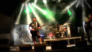 the Unguided | Green Eyed Demon (Live at Rockstad Falun in Falun, Sweden 2012)