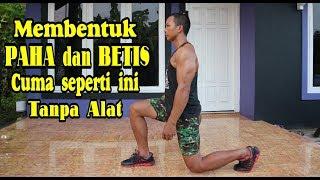 Download Video Membentuk Otot Kaki (Paha & Betis) di rumah tanpa Alat / Otan GJ MP3 3GP MP4