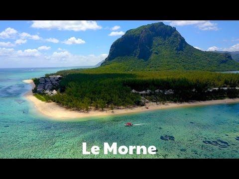 Le Morne Beach, Mauritius, March 2017