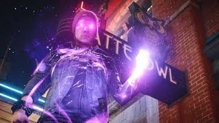 Infamous Second Son Neon Power Trailer