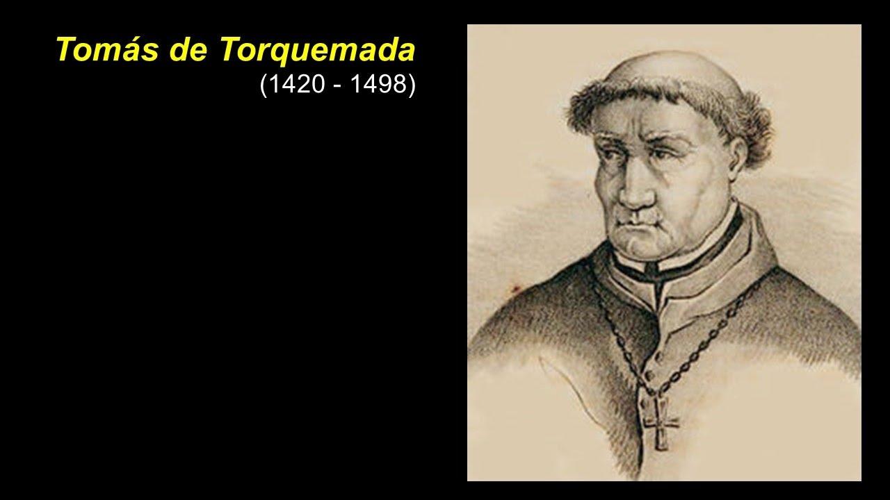 Tomás de Torquemada (10 cosas que hay que saber) | #contraPERSONAJES -  YouTube