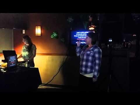 K.N.O.Worthy karaoke video #4