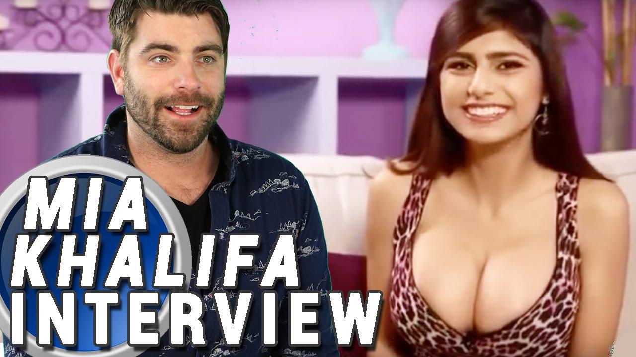 Mia Khalifa Fake Interview W Michael Mccrudden - Youtube-2660