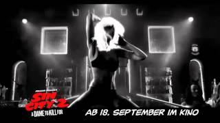 Sin City 2 - A Dame to kill for // Offizieller Trailer 2 Deutsch // Cross Cult TV