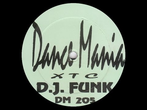 DJ Funk ‎- Untitled ( XTC - A1 )