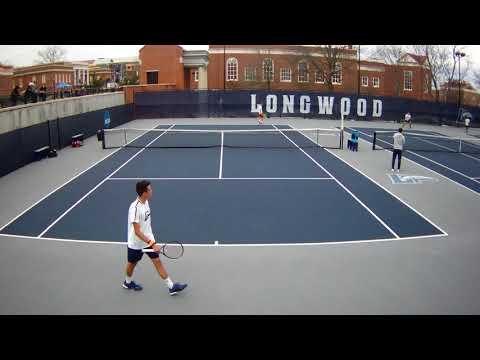 Matheson Singles VS Longwood part 1