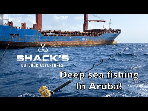 Aruba Deep Sea Fishing