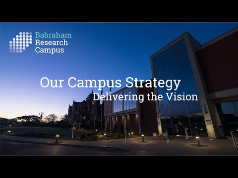 Our Campus Strategy - Delivering the Vision