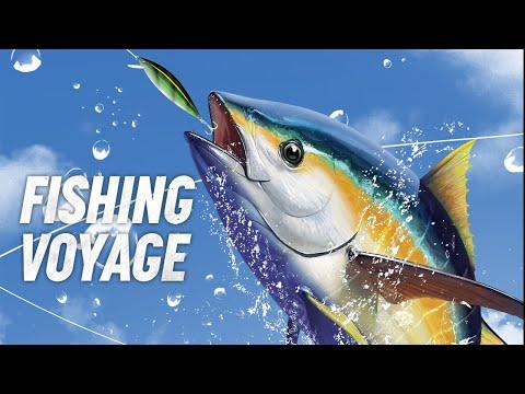 전설의 낚시꾼(Fishing Voyage) 홍보영상 :: 게볼루션